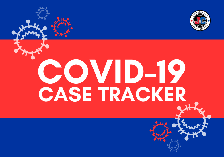 COVID-19 Positive Case Tracker